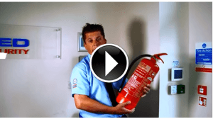 Fire Extinguisher Monthly Checks video