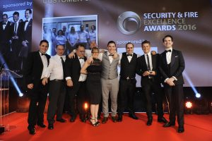 IFSEC Customer Care Awards