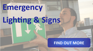 Emergency Lighting & Signs block