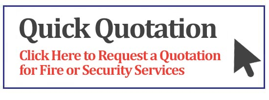 Quick Quotation fir fire and security services