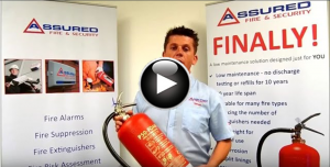 What is the p50 fire extinguisher?