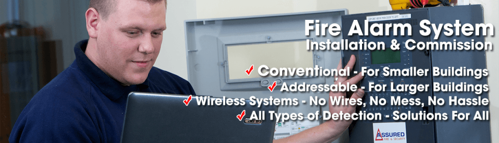 Fire Alarm Systems slider